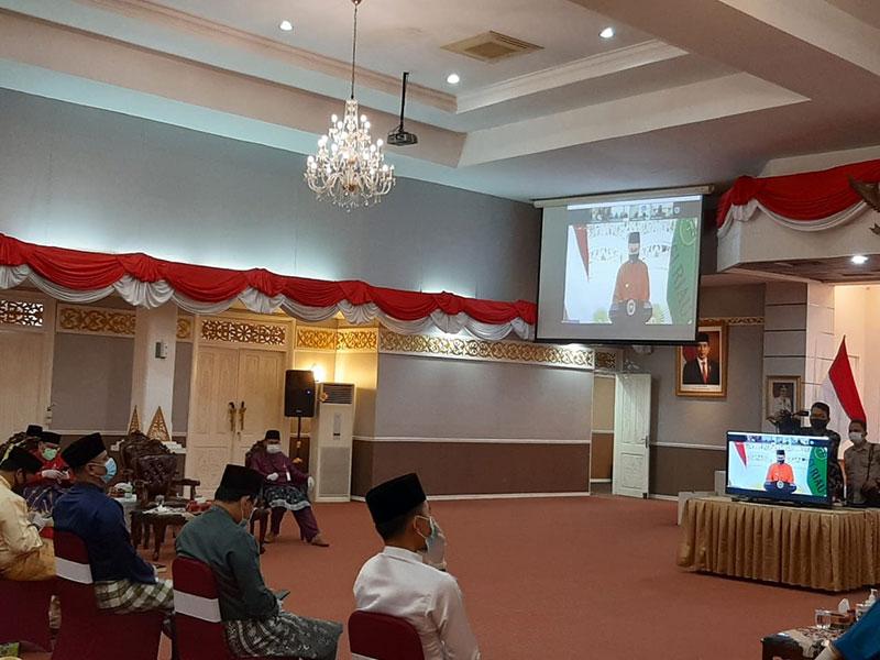 Mantan Narapidana Dilantik Jadi Pejabat Pemprov Riau