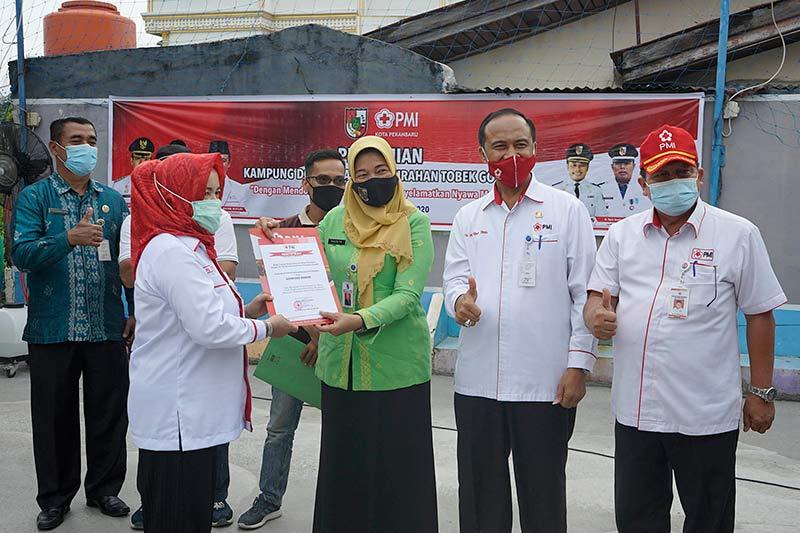 290 Kantong Darah Dari Kampung Donor Darah