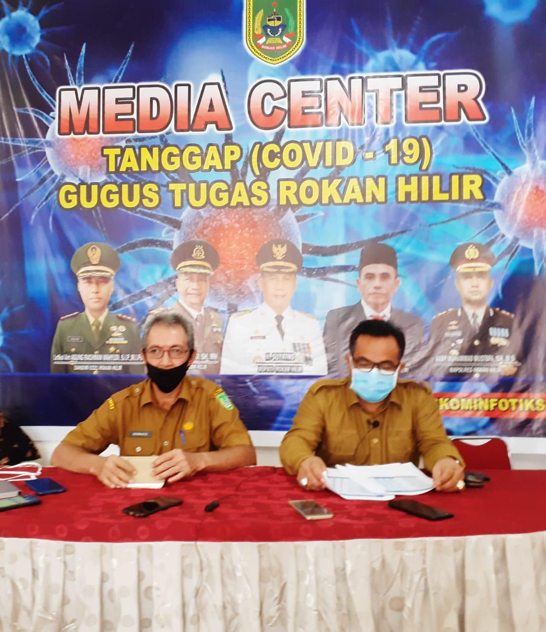 Angka ODP di Rohil Mencapai 2.270 Orang