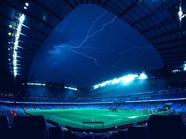 ''Ciara'' Paksa Belasan Pertandingan di Liga-Liga Eropa Ditunda