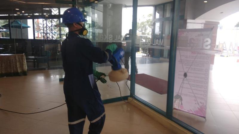 Mal SKA Kerja Sama dengan Rumah Sakit Lanud RN