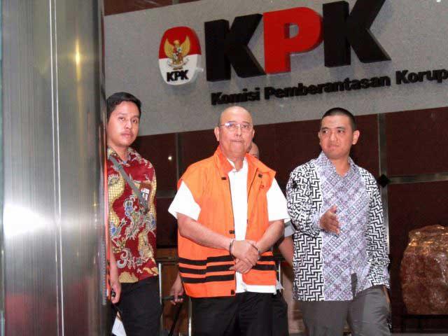 KPK Panggil Putra Menkumham Yasonna, terkait Suap Wali Kota Medan