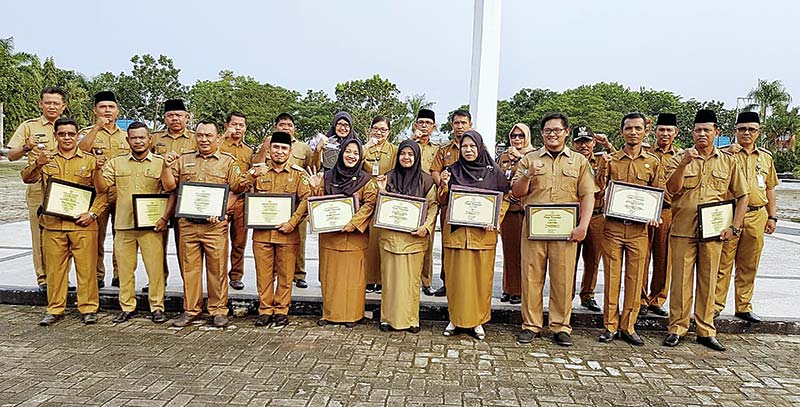 HKN 55 Jadi Tanda Meningkatnya Mutu Pelayanan Kesehatan di Meranti