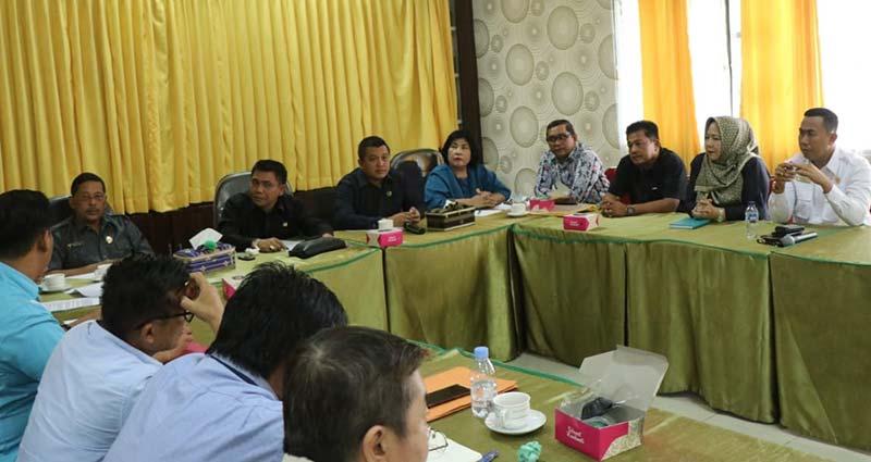 Komisi IV Panggil PT Truba dan Indah Kiat