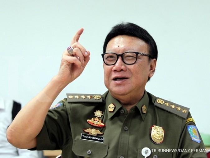 Kemendagri Siapkan Plt Gubernur Kepri