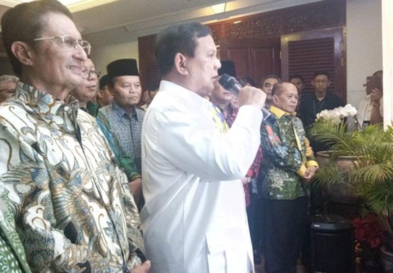 Bamsoet Puji Sikap Negarawan Prabowo