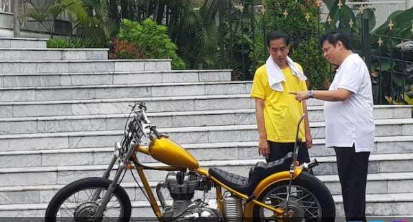 Golkar Pastikan Ketum sebelum Jokowi Dilantik