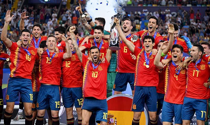 Spanyol Juara Piala Eropa U-21
