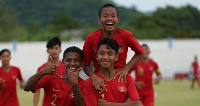 Garuda Asia Juara Grup