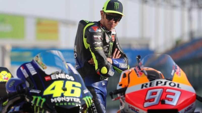 Ambisi Rossi Hentikan Puasa Kemenangan