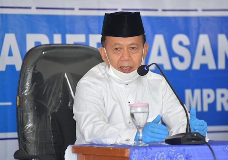 Syarief Hasan: Pemerintah Harus Tegas Tolak WNA Masuk Indonesia