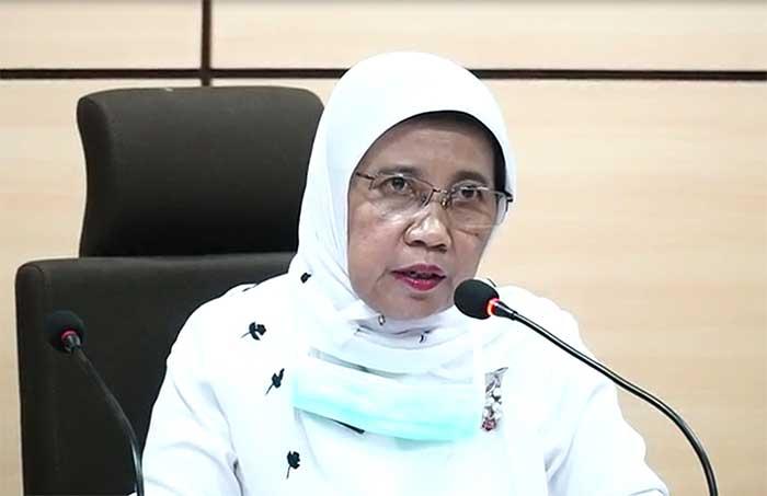 Penambahan Pasien Positif Terbanyak dari Pekanbaru dan Kampar