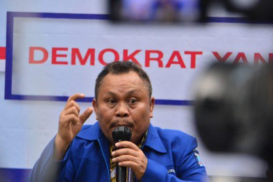 Jhoni Allen Gugat AHY Rp55,8 Miliar Karena Dipecat dari Demokrat
