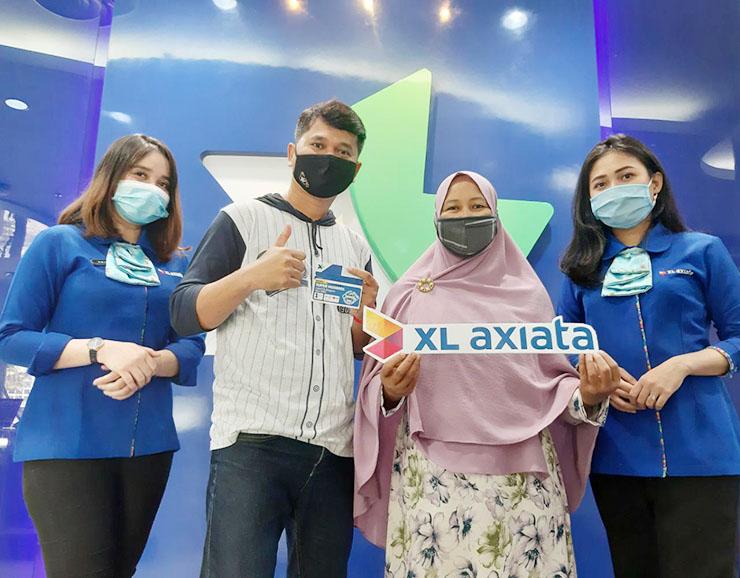 Ikut Kuis Xl Axiata Pelanggan Asal Medan Raih Hadiah Jutaan Rupiah