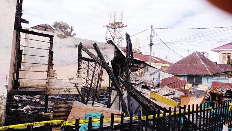 Penyebab Kebakaran Masih Diselidiki