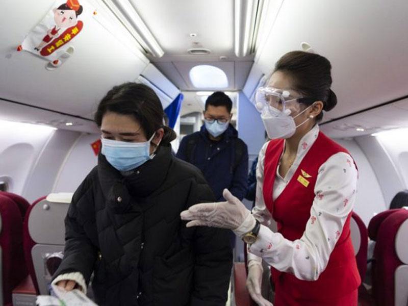 Penerbangan di Provinsi Hubei Kembali Dibuka