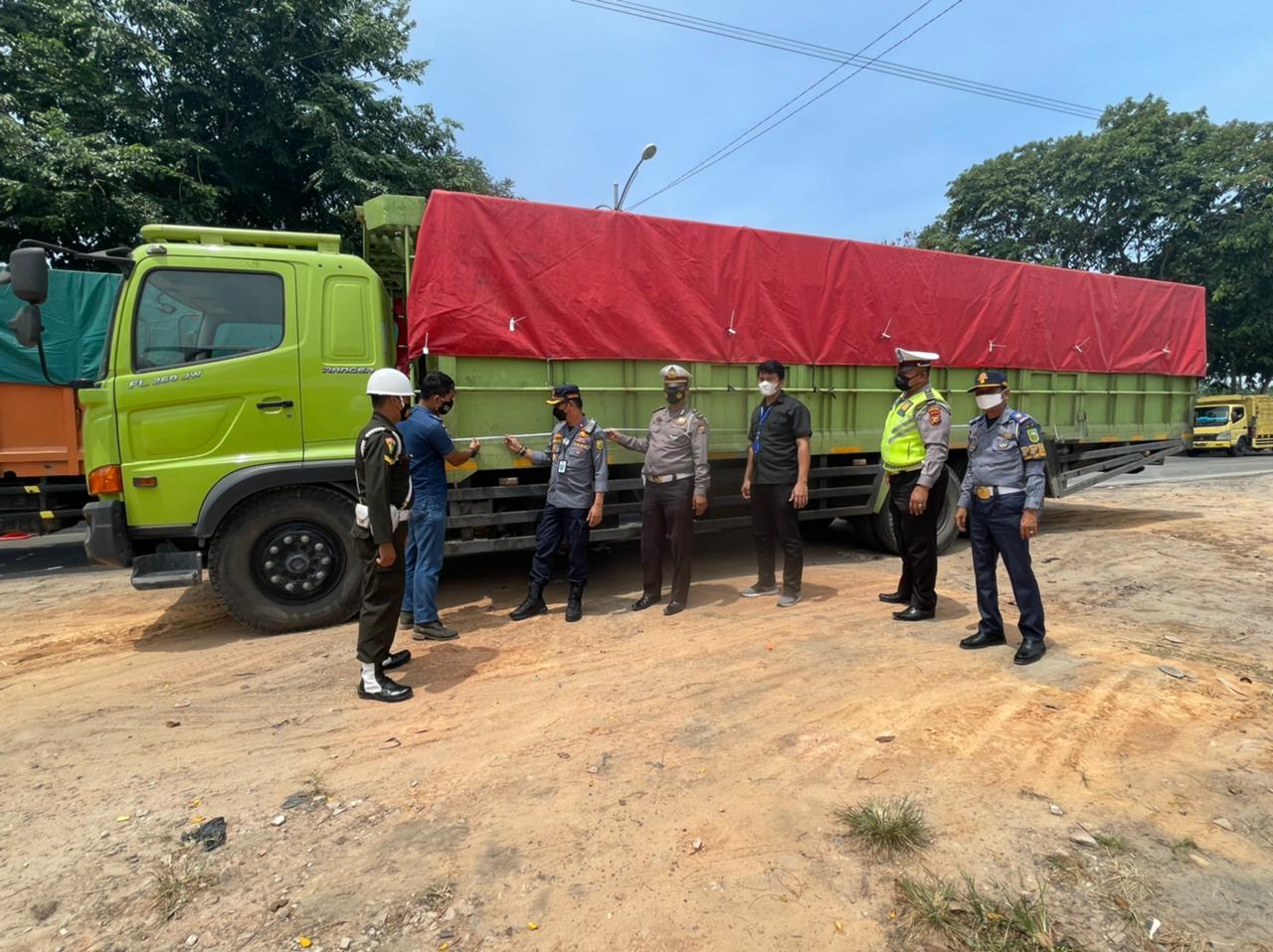 Razia Tiga Hari di Dumai, Dishub Riau Tilang 170 Kendaraan