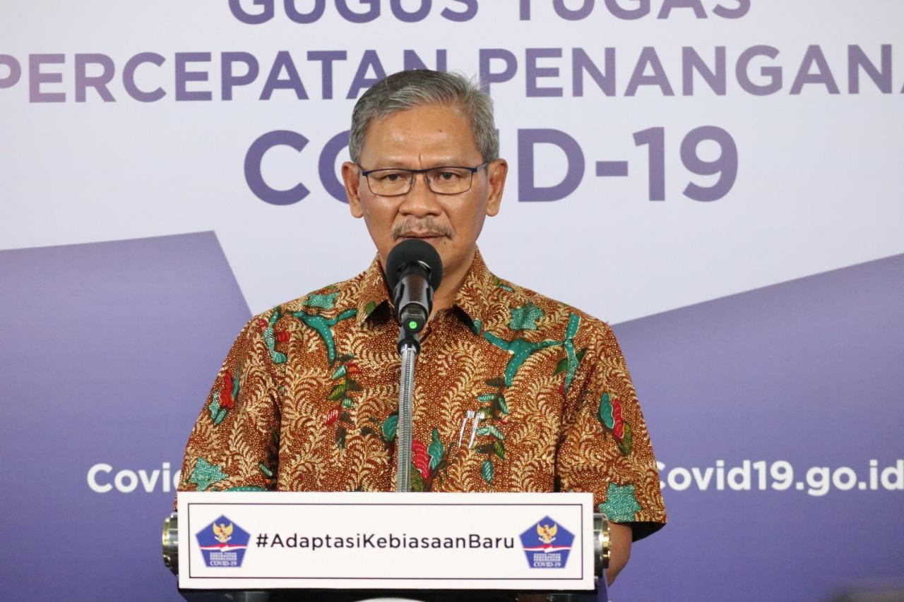 Pasien Positif Corona Baru di Riau Bertambah Dua Orang