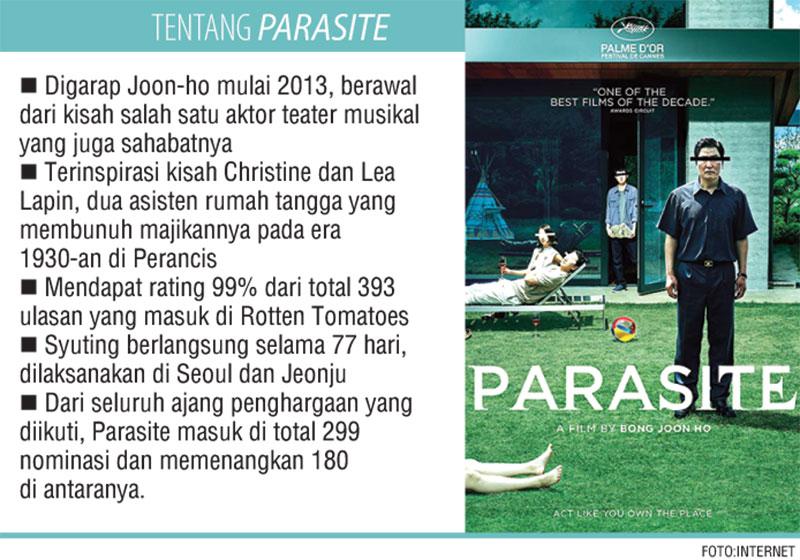 Oscar untuk Parasite
