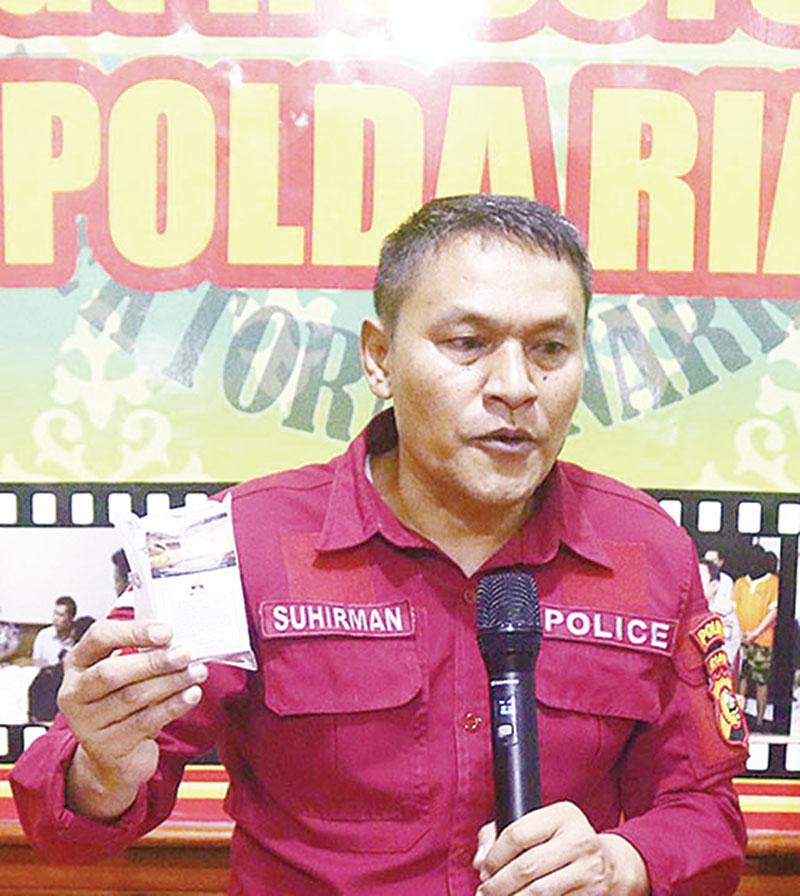 Sabu 3 Kg Gagal Beredar, Pengendali dan Sopir Ditangkap