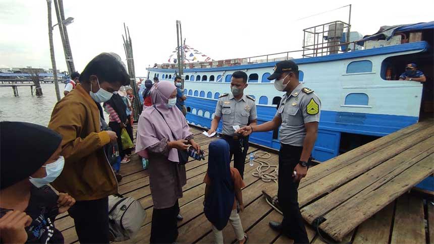 Pengalihan Operasional Pelabuhan Tj Harapan Menanti Rapat Finalisasi