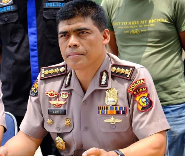 Waduh, Dibebaskan, Sebelas Narapidana Asimilasi Berulah Lagi di Riau