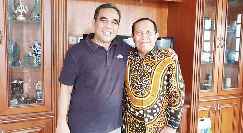 Sekjen DPP Partai Gerindra Restui H Sukiman Maju Pilkada Rohul 2020