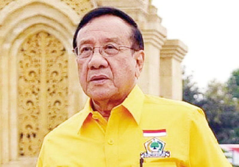 Akbar Tanjung Angkat Bicara soal Wakil DPRD Rohul