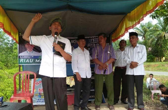 Firdaus Janjikan Koto Kampar Kawasan Pariwisata Unggulan