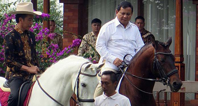 Rekonsiliasi Bisa di Jogjakarta, atau Naik Kuda