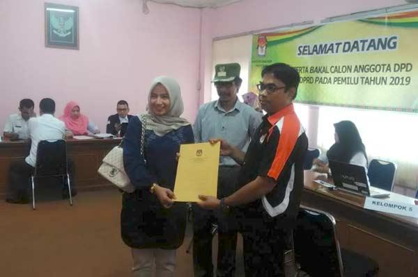 Sudah 18 Pendaftar DPD Perseorangan