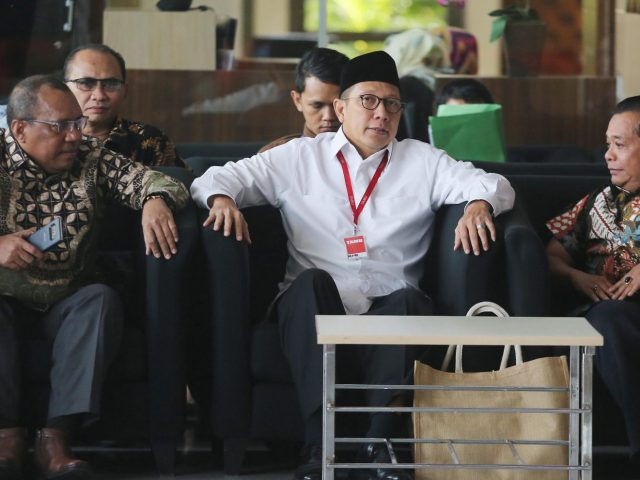 Menag Lukman Hakim Saifuddin Semakin Tersudut