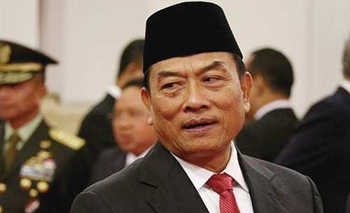 Moeldoko: Jokowi Ubah Jawa Sentris Jadi Indonesia Sentris