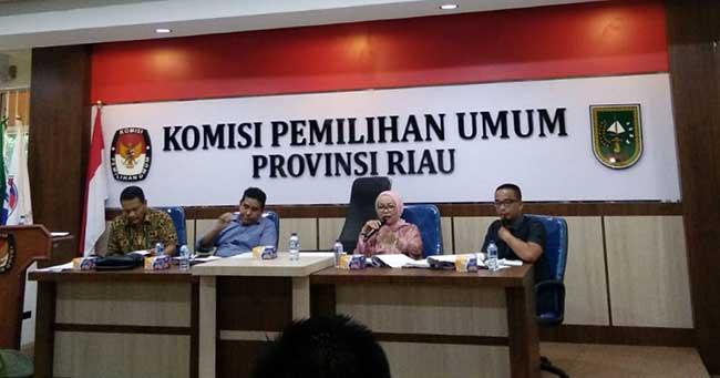 KPU Pastikan Porsi Iklan Calon DPD Adil