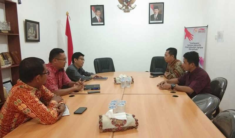 Penguatan Pelayanan Publik, KPU Gandeng Ombudsman