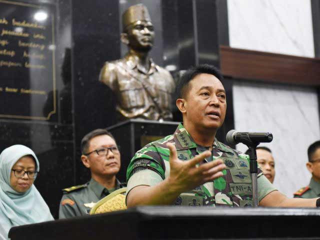 Istri yang 'Berkicau', Dandim Kendari dan 2 Prajurit TNI Dicopot