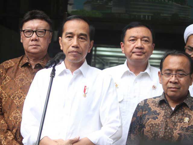 Makin Membaik, Wiranto Minta Ikut Rapat