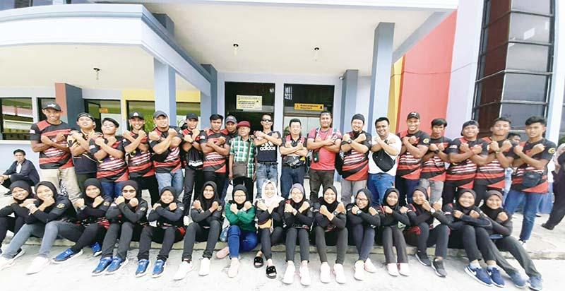 DPMK Rampungkan Pelipatan Surat Suara
