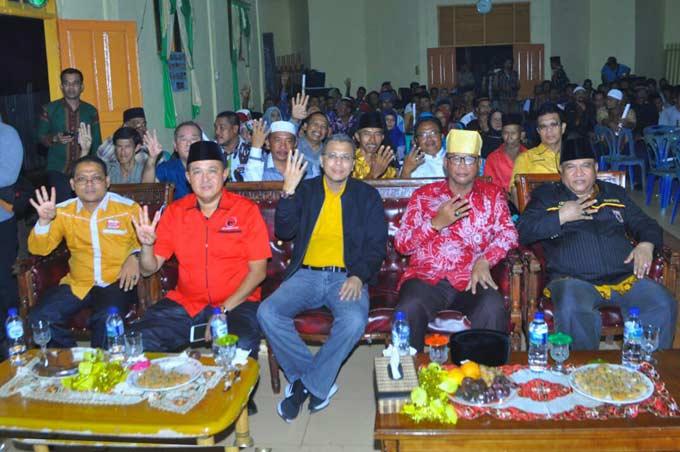 Komitmen Suyatno Perjuangkan Pembangunan Pesisir Riau