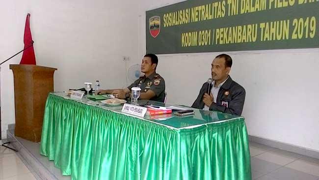 Riau Bebas dari Caleg Mantan Napi Koruptor