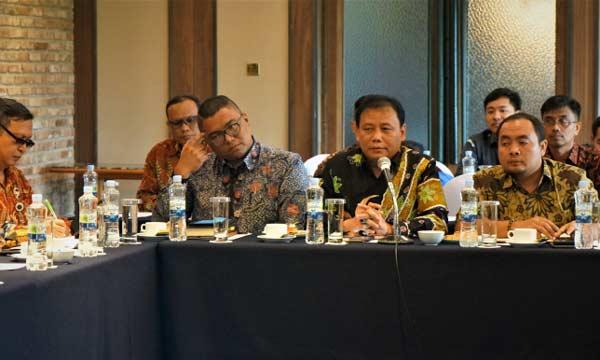 Bawaslu Bahas Pidato Jokowi dan Prabowo