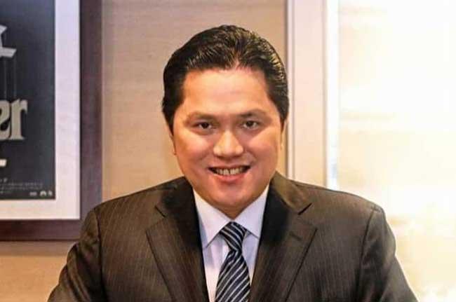 Erick Thohir: Kami Terus Lakukan Soliditas Timses