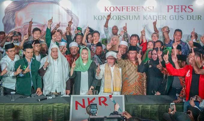 Yenny Dukung Jokowi-Ma�ruf, Kubu Prabowo Tak Kecewa