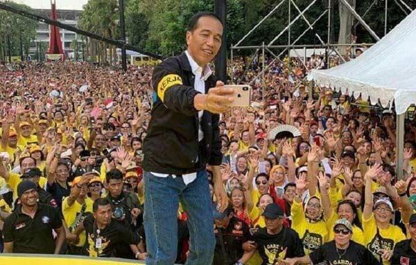 TKN: Jokowi Sudah Beri Bukti, 02 Baru Berjanji
