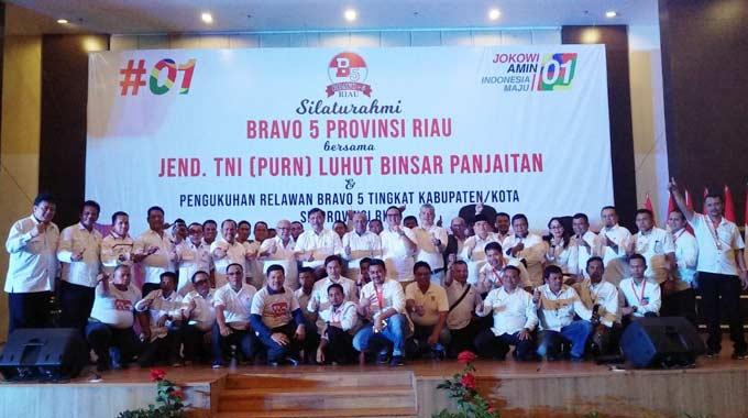 Jokowi: La Nyalla Tiga Kali Minta Maaf