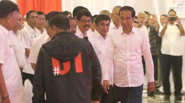 Jokowi Minta Kader Hanura Turun ke Masyarakat