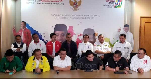 Ini Total Pengacara yang Disiapkan Kubu Jokowi