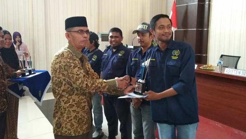PWI Meranti Kembali Gelar Lomba Karya Tulis Jurnalistik 2019