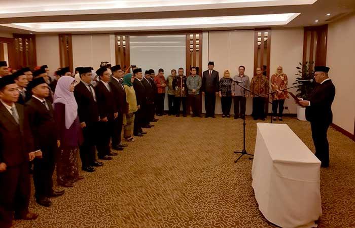 Pemilihan Ketua KPU Riau di Jakarta