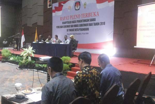 KPU Sempat Halangi Wartawan Meliput